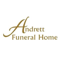 Andrett Funeral Home Footer Logo