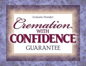 Cremation with Confidence Certificate and Link to details